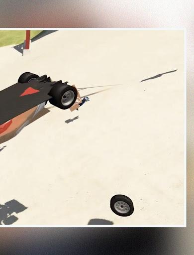 لقطات تجول BeamNG Drive Car Crash 4