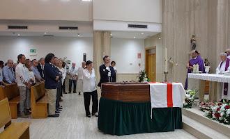 Funeral de Fausto Romero-Miura