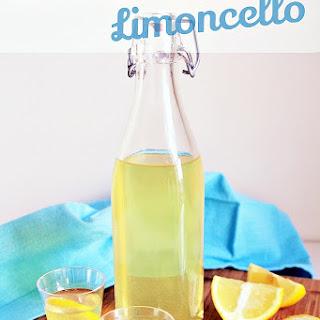 Make Limoncello