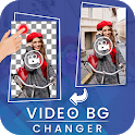 Video Background Changer icon