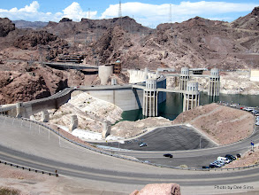 Photo: (Year 3) Day 50 - Hoover Dam Viewed From Above