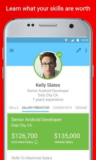 Tech Jobs, Skills & Salary  screenshots 3