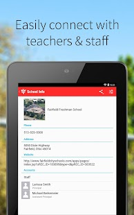 Fairfield City School District- screenshot thumbnail