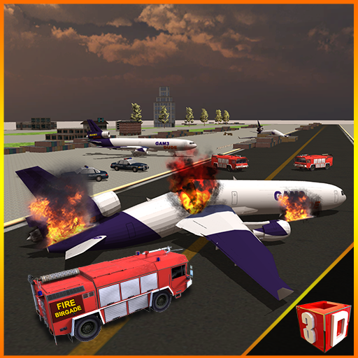 Plane Crash Truck Rescue 911 file APK Free for PC, smart TV Download