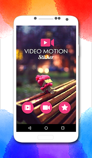 Video Motion Stickers