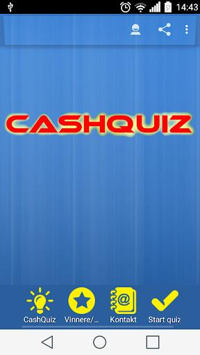 CashQuiz