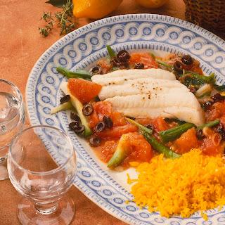 Mediterraner Fisch