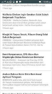 Cirebon News - náhled
