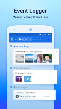 ES File Explorer File Manager APK screenshot thumbnail 22