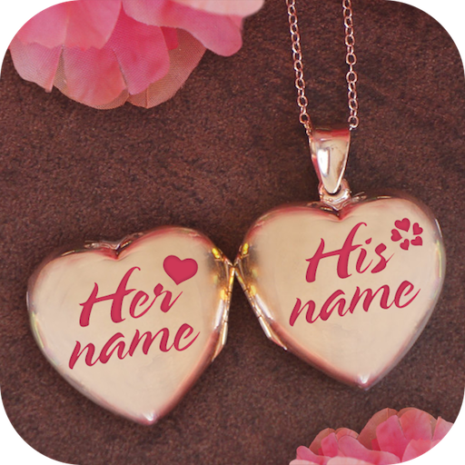 Name On Locket - Apps on Google Play