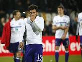 Michel Louwagie espère qu'Anderlecht ne lèvera pas l'option d'achat de Kenny Saief