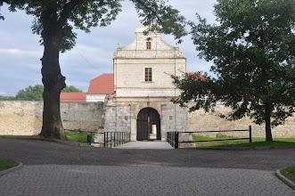 Photo: Słynny zamek w Zbarażu