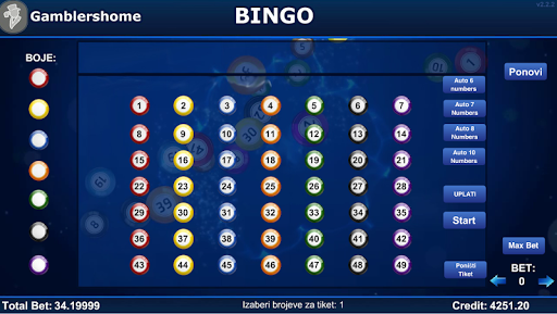 Gamblershome Bingo 2.4.3 screenshots 8