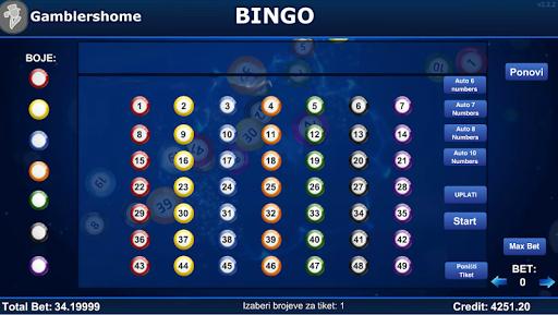 Gamblershome Bingo 2.2.7 8