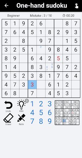 Sudoku - Free best puzzle game screenshots 5