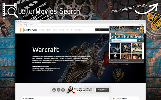 betterMovies Search