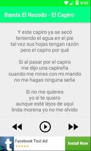 Banda El Recodo Musica screenshot 1