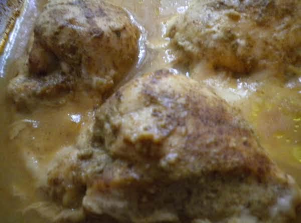 Easy Dijon Chicken Recipe