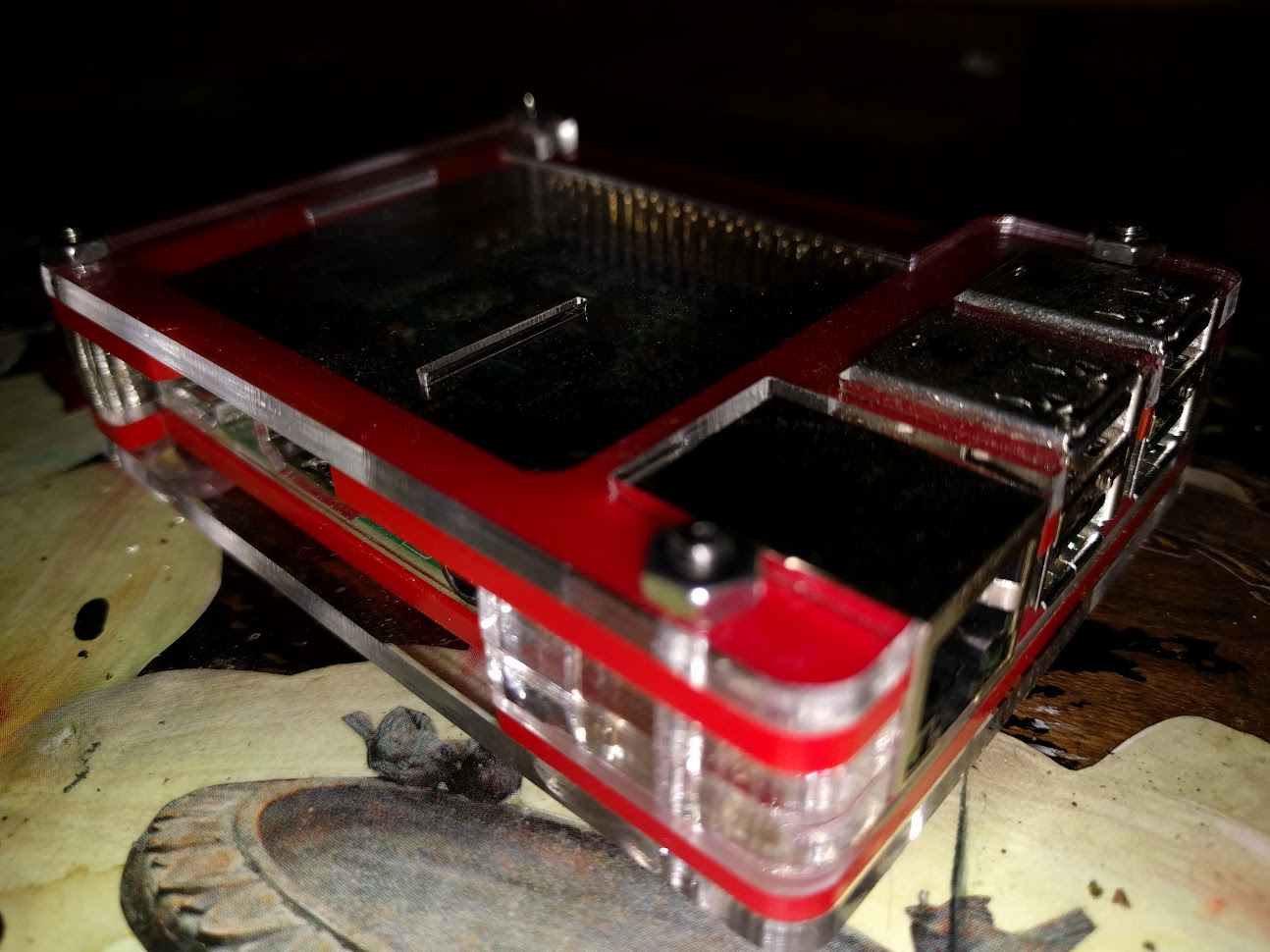 Our second RPi2