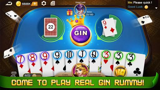 Gin Rummy 1.3.1 screenshots 2