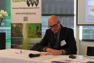 Photo: Dr Frank Thomsen, Workshop Chair, Chair WODA Expert Group Underwater Sound, Senior Marine Scientist, DHI Denmark