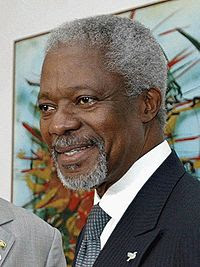 Photo: Kofi Annan