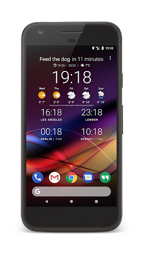 Chronus Home & Lock Widget v10.9 Final [Pro]
