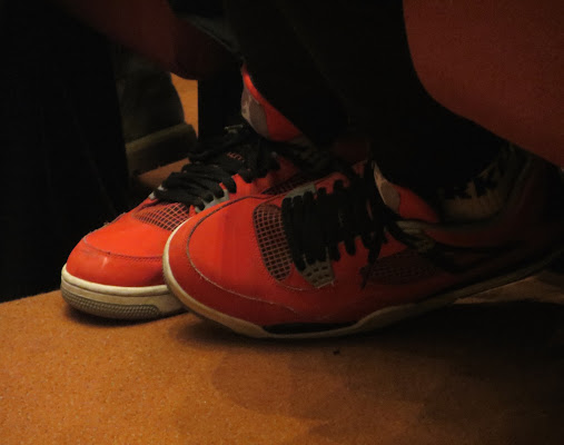 le scarpe di tutti i ragazzi di mariellaturlon