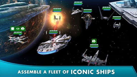 Star Wars™: Galaxy of Heroes Mod 0.20.643856 Apk [Unlimited Money] 3