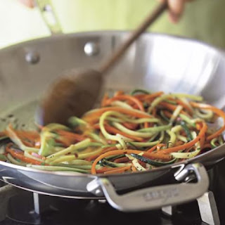 Zucchini and Carrot Noodles Recipe