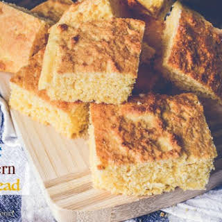 Sweet Southern Cornbread Recipe that melts in your mouth!.
