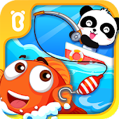 Happy Fishing: game for kids