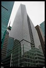 Photo: Rascacielos cercanos a la biblioteca