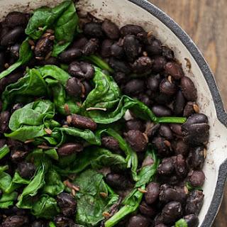 5-Ingredient Black Bean and Rice Recipe
