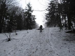 Photo: 10.Na podejściu pod Orła (Orol, 1119 m).