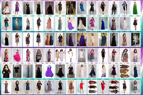 Plus Size Dress Women - náhled