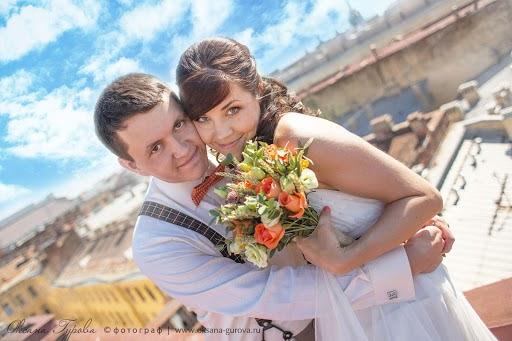 Свадебный фотограф Оксана Гурова (gurova). Фотография от 30.01.2016