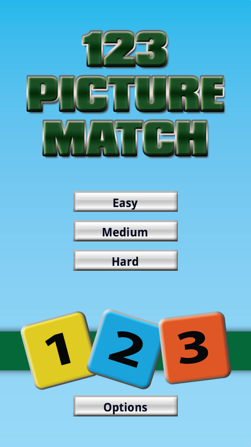 123 Picture Match- screenshot