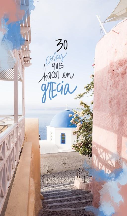 que ver y hacer en grecia