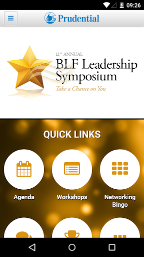 BLF Leadership Symposium