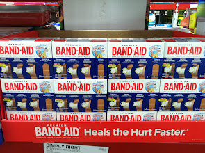 Photo: I found them!  Band-Aid with Quiltvent!