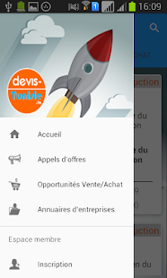 Devis-Tunisie Ekran Görüntüsü