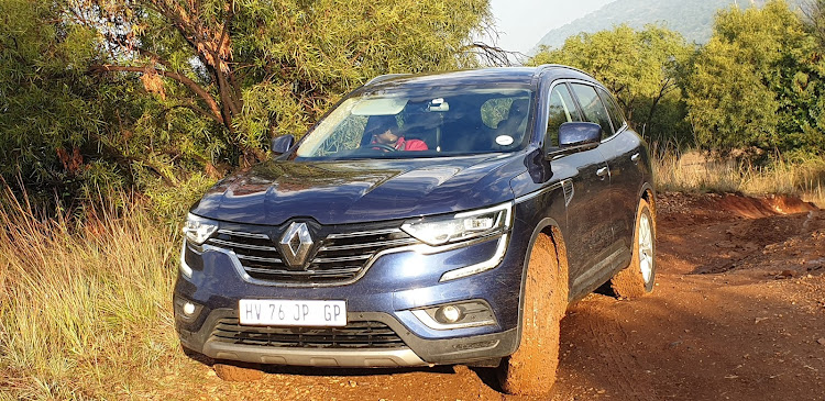 Off Road In A Renault Koleos Will It Or Will It Not Work