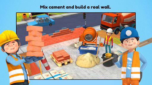 Screenshot for Little Builders in Hong Kong Play Store