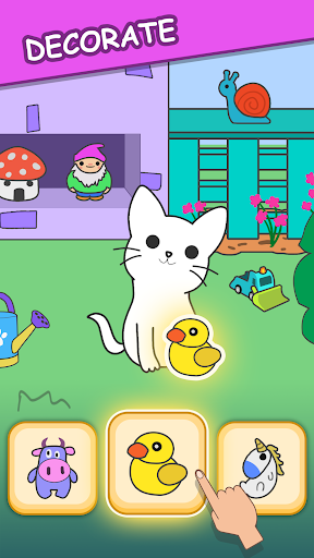 Cats Tower - Adorable Cat Game!  screenshots 4