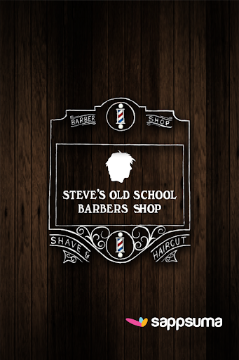 Steves old school barbers