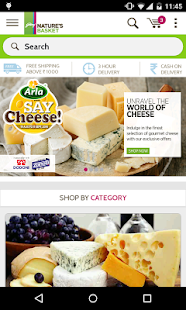 Nature's Basket Online Grocery- screenshot thumbnail