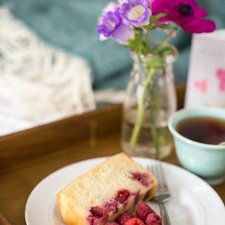 """Gluten-Free """"Buttermilk"""" Raspberry Cake"""