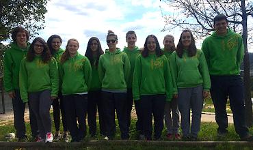 Photo: Nadadores caldenses