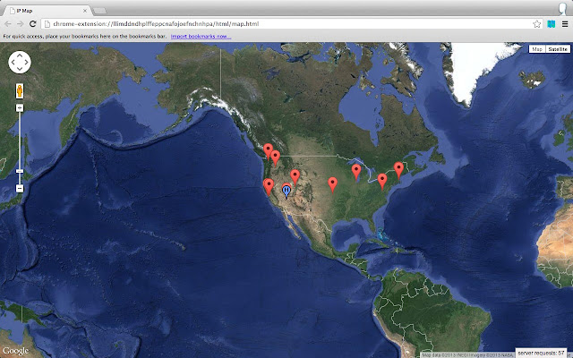IP Request Mapper